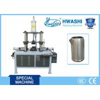Buy cheap 380V 38000A Stainless Steel Welding Machine Hwashi For Water Kettle Nozzle Spot from wholesalers