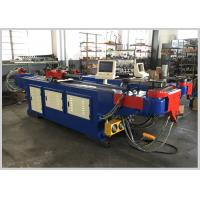 PLC Control Automatic Pipe Bender  , Ss Pipe Bending Machine For Car Frame