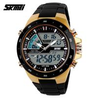 Quality 5 ATM Multifunction Sport Watch For Teenager , Digital Dress Watch for sale