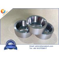 Quality Astm B387 Standard Molybdenum Crucible With High Melting Point 2610 °C. for sale