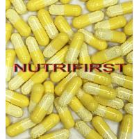 Quality Zinc Glycinate SR Micropellets Capsule,Light Yellow Micro Pellets,Health Food/Contract Manufacturing for sale