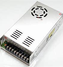 Quality Industrial EN55022  Simple DC SMPS Power Supply Slim Compact for sale