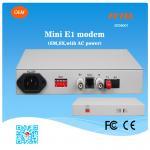 G.703 Low Consumption Fiber Optic Modem Dip Switch