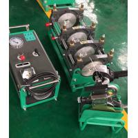 Quality Thermofusion Welding Machine for welding of plastic pipes and fittings made from PE, PP&PVDF for sale