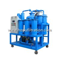 Quality Hot Sale Vacuum Turbine Oil Purification Plant, Lubricant Oil Treatment Machine,Vacuum Oil Dehydration and Degassing for sale