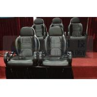 Motion theater chair , separated moving seat , safety protection
