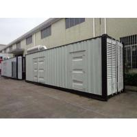 Quality Container silent diesel generator sets(20KW-2000KW) for sale