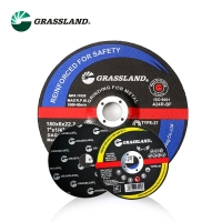 """Quality EN12413 4-1/2"""" X 0.04"""" X 7/8"""" 115mm Angle Grinder Metal Cutting Discs for sale"""