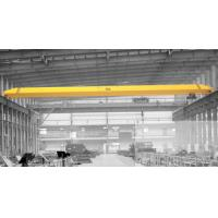 20 Ton LDA Single Girder Overhead Crane For Workshop Fixed Point Transport