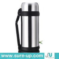 Quality New fashion bullet style double wall wholesale stainless steel vaccum flask for sale