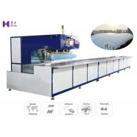 Quality 25KW PVC Tarpaulin Welding Machine 1T Pressure Movable type for sale