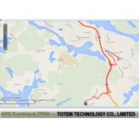 Quality Automotive GPS Tracking Software For PC , GPS Tracking Platform Customized for sale