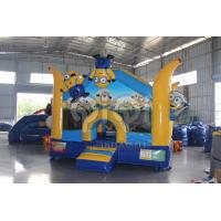 Quality Minion Inflatable Despicable Me Bouncer For kids for sale