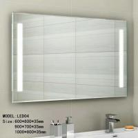 Buy cheap Audio Smart Wall Mounted Hotel Bathroom Mirror Waterproof 3.5mm 5mm Thickness from wholesalers
