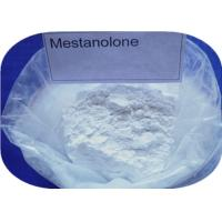 Mestanolone Raw Steroid Powder Anabolic Steroid Hormones CAS 521-11-9 For Muscle Gain