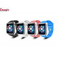 Quality Colorful Bluetooth Digital Smart Watch With GSM Sim Touch Screen For Phones for sale