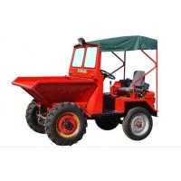 Quality Hydraulic Mini Site Dumper , Self Loader 1 Ton Loading Skip Loading Dumper for sale
