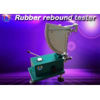 Quality Rebound Tester Rubber Testing Instruments Impact Resilience Testing Machine for sale