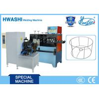 Buy cheap Iron Wire Butt Welding Machine New Condition Welding Ring / Square Wire Frame from wholesalers