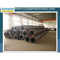 China spun concrete pole/pile making machine semi-automatic machine, precast concrete pile on sale