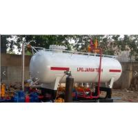 Quality 10m3 lpg gas mobile filling station lpg gas tank for sale for cylinder filling for sale