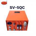 Quality Smart Portable SV-5QC Portable Automotive Engine 5 Flue Gas Analyzer for sale