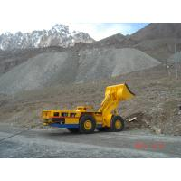 Quality Electric LHD Underground Haul Truck Breaker Machine  Rock for ore pass chutes for sale