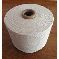 Quality Better strength raw white 10s recycled carded OE cotton yarn for sale