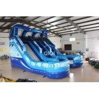 Quality Classic Double-Lane Water Slide For sale canada for sale