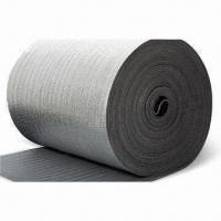 Quality Acoustic Insulation with EPE Foam Coating, Made of Aluminum Foil, Suitable for Wall and Roof for sale