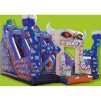 Quality bull Inflatable Slides for sale