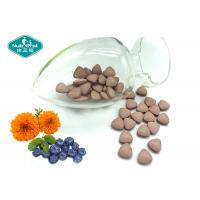 Quality Natural Lutein 20mg with Zeaxanthin and Blueberry Chewable Talets Vision Support for sale