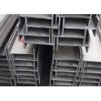 Quality Industrial Steel Structures Standard I Beam Steel Sizes /I-Beam Standard Length for sale
