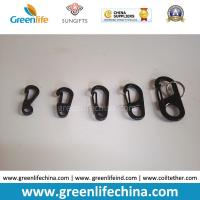 Quality Black Outdoor Sport Using Fashion Types Metal Snap Clips/Hooks for sale