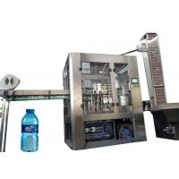 Quality High Speed Juice Beverage Filling Machine , Stable Beer Can Filling Machine for sale