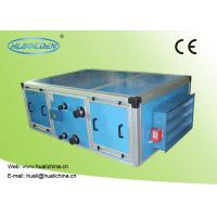 Quality 10000m³/h Chilled Water Air Handling Units with 2.6mm Fin Space for sale