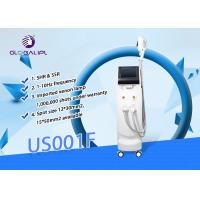 Buy cheap Intense Pulsed Light IPL Hair Removal Machine Powerful Energy Big Spot Size from wholesalers