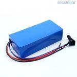 Quality Nmc 60v 20ah Lithium Ion Battery 320*160*70mm Environmental Friendly for sale