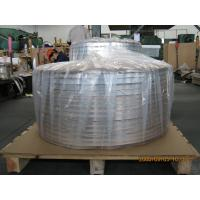 Quality Thick Aluminum Strips , Sheet Metal Strips For Cable Shielding And Armor Jacket for sale