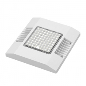 Quality Aluminium Alloy LED Canopy Lights 100W 150W 200W 160Lm/w High Efficiency for sale