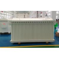 Best 3 Phase Low Noise Dry Type Power Transformer Dyn11 , Mobile Substation wholesale