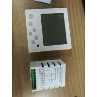 Buy 3 Speed Digital Room Thermostat High Accuracy For Cooling / Heating Control at wholesale prices