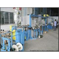 Buy cheap Teflon Cable Extrusion Machine from wholesalers
