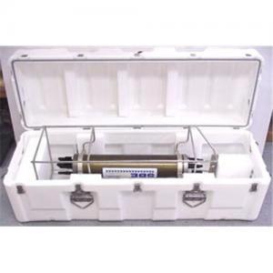 Rotomold tool storage box