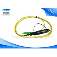 Quality Mini SC Fiber Optic Patch Cables Customized Connectors With HUAWEI Devices for sale