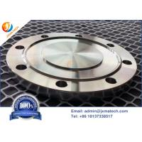 Quality Pickled / Polished Hastelloy C276 Flanges , Hastelloy C22 Flanges Great Thermal Stability for sale