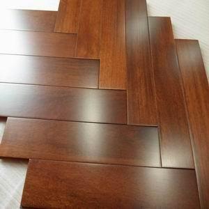 Quality 120x18mm Solid Wood Merbau Parquet for sale