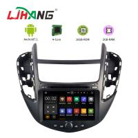 Quality Android 7.1 Chevrolet Car DVD Player With Steering Wheel Control BT RDS for sale