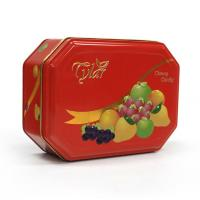 Quality Promotional Custom Candy Metal Tins Wholesaler for sale