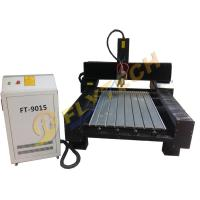 Best 9015 Desktop Stone CNC Router Machine with stailess steel sink wholesale